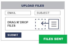Upload Secure Files