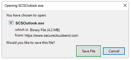 Outlook Installer